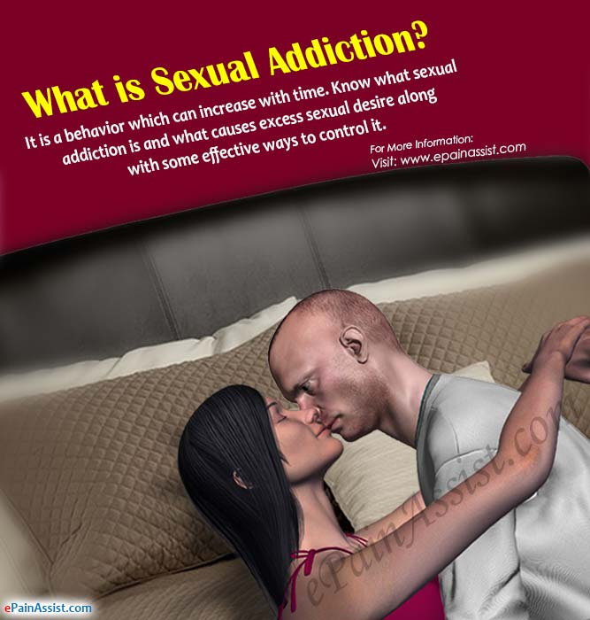 What causes sexual addiction
