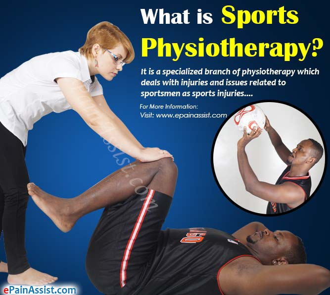 What is Sports Physiotherapy?