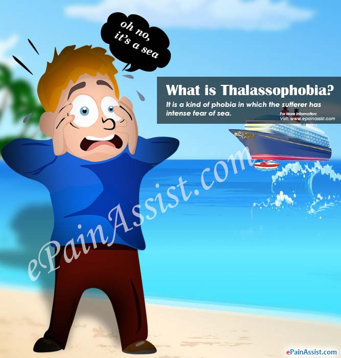 What is Thalassophobia or Fear of the Sea?