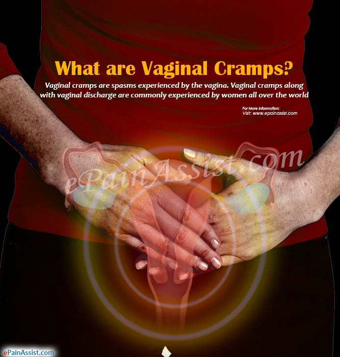What are Vaginal Cramps?