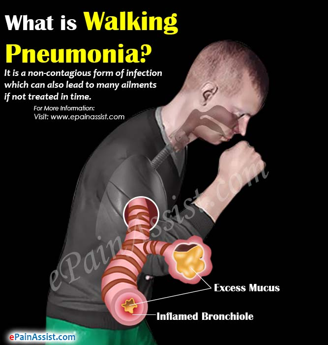 older in Walking adults pneumonia