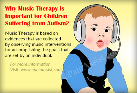 Why Music Therapy is Important for Children Suffering from Autism?