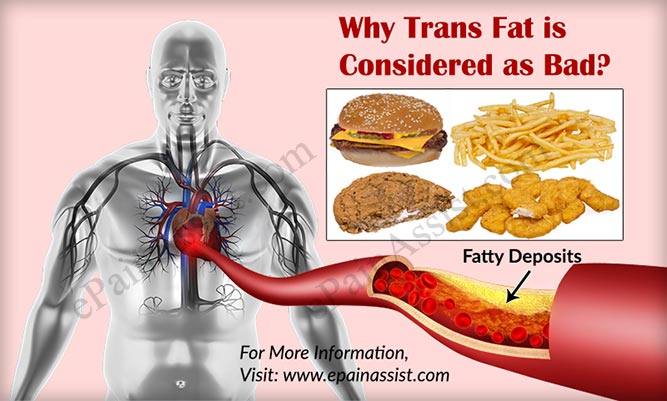 Are Trans Fats Bad For You