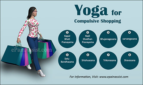 Yoga for Compulsive Shopping or Shopping Addiction