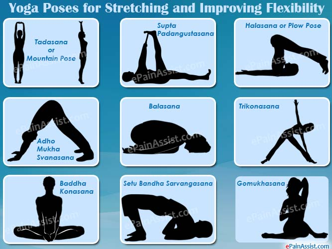 Yoga Poses for Stretching and Improving Flexibility